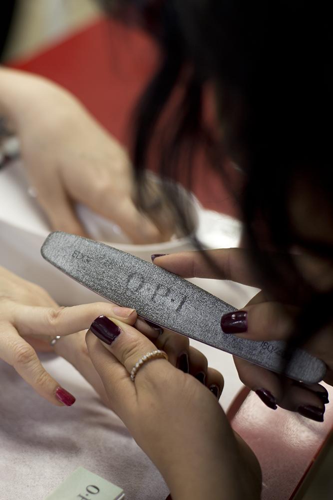 Schilling-Douglas School nail technology Newark Delaware